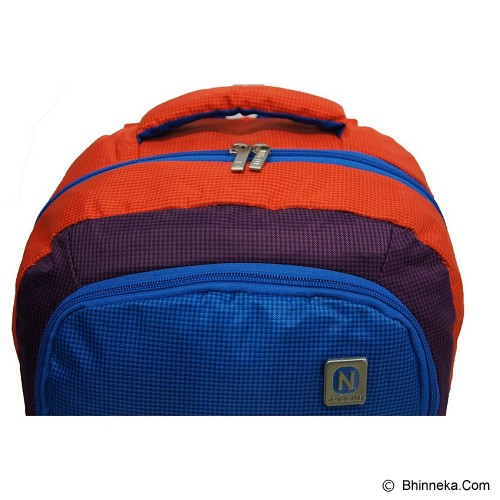 NAVY CLUB Tas Ransel [3273] - Orange - Notebook Backpack